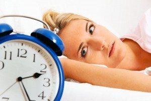 søvnbesvær