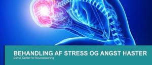 BEHANDLING AF STRESS OG ANGST HASTER