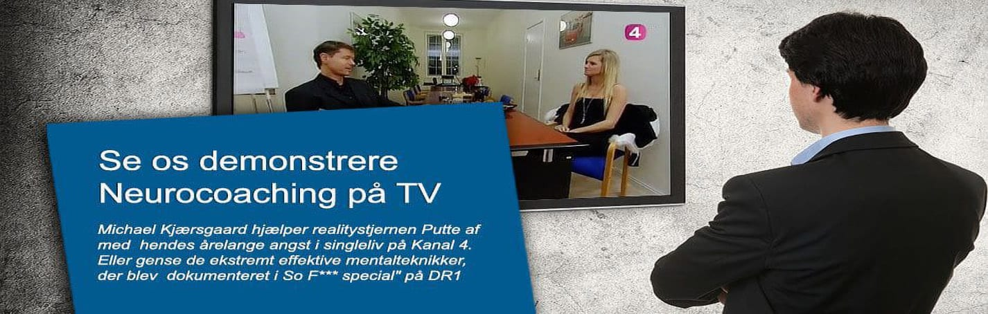 PRESSEN OM NEUROCOACHING – SE OS PÅ TV