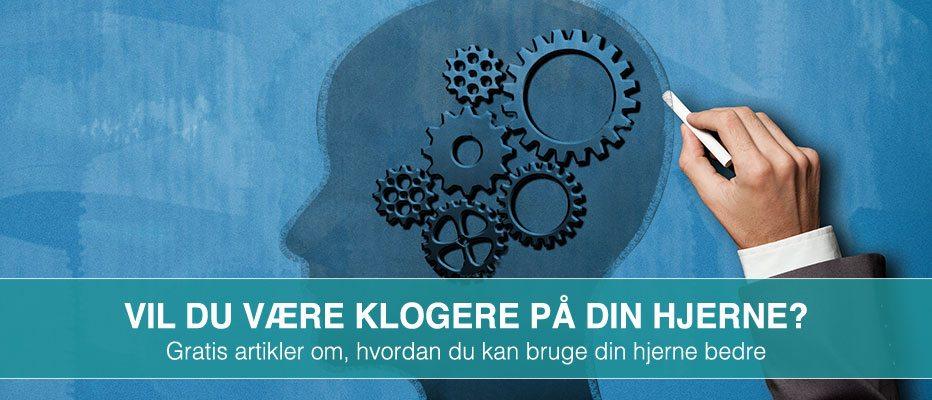 Gratis artikler om hjernen